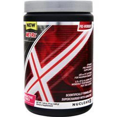 Termurah Metrx Nuclear Citrus Surge met rx nuclear pre workout on sale at allstarhealth
