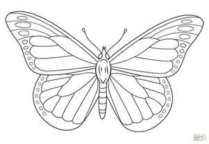 butterfly pictures to color monarch butterfly coloring page free printable coloring