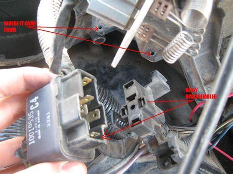 radiator fan resistor 1992 buick roadmaster blower motor resistor wiring