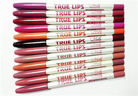 Lip Liner True mn true lipliner pencil end 8 21 2018 5 15 pm