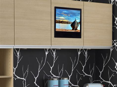 cabinet kitchen tv 1000 images about cabinet door kitchen tv on