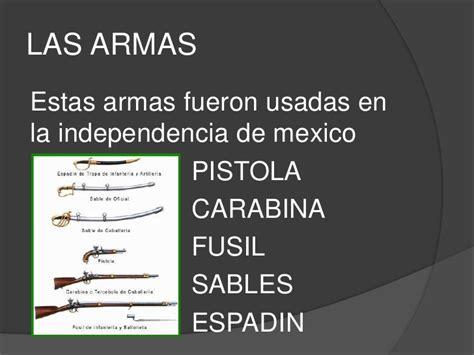 las armas y las 8408011154 la independencia de mexico 1 secundaria