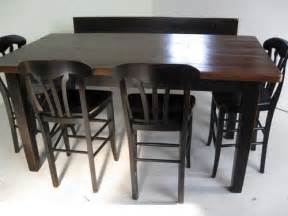 kitchen pub tables farmhouse tables