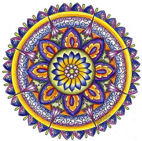 mandala design with meaning colored mandalas google search mandalas pinterest