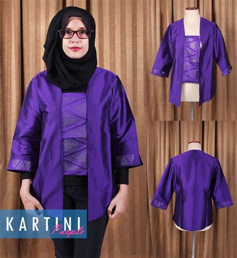 Kebaya Kartini Modern Kebaya Kutu Baru Kebaya Taffeta 001 kebaya harian new style for 2016 2017