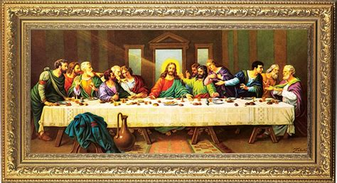 artist zabateri biography the last supper framed print zabateri