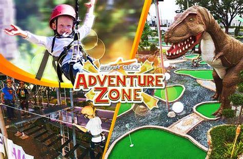 star city adventure zone promo  pasay