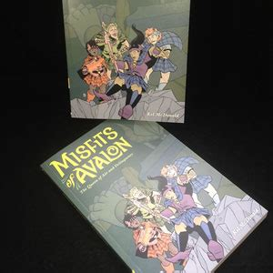 misfit city vol 1 books misfits of avalon volume 1 kel mcdonald comics