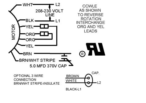 condenser fan motor wiring 8 best images of 3 speed electric motor wiring diagram 3