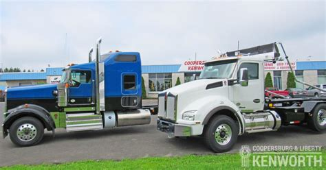 kenworth tractor trailers for sale coopersburg liberty kenworth s inventory of tractor