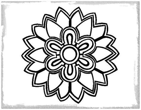 imagenes muy bonitas para colorear imagen mandalas para colorear archivos dibujos de mandalas