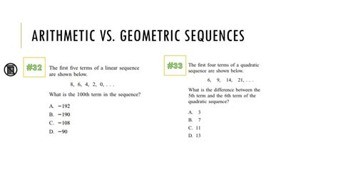 Geometric Pattern Vs Arithmetic | geometry and measurement ppt download