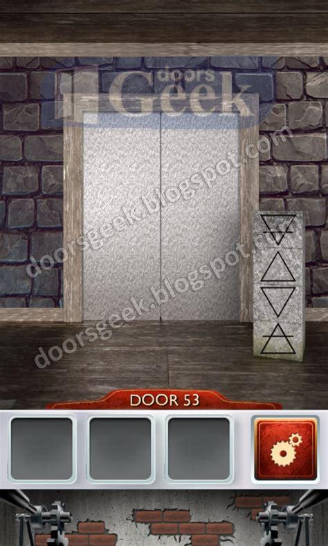 100 Doors Floor 57 by 100 Doors 2 Level 53 Doors