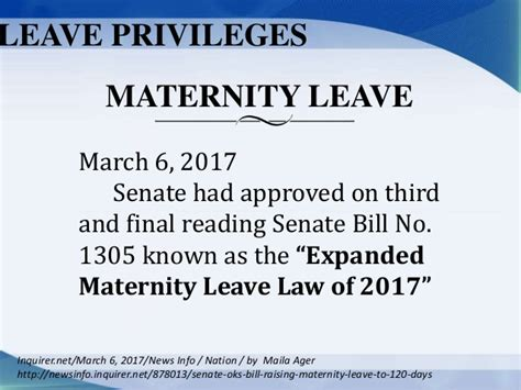 new maternity leave law 2015 philippines new maternity leave law 2015 philippines new maternity