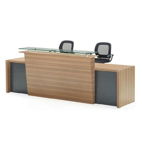 Factory Wholesale Price Wood Antique Reception Table Reception Desk Prices