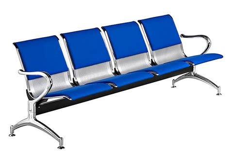 www bench co 4 seater bench blue silverline steel benches