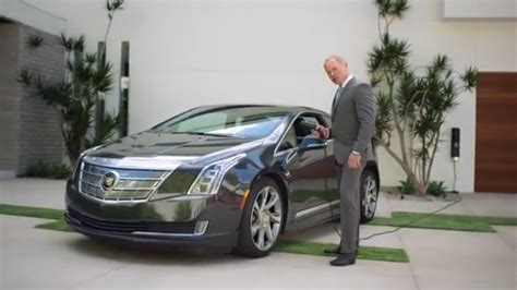 who is the actor in the new cadillac commercial 2014 frame from 2014 cadillac elr video on youtube with actor
