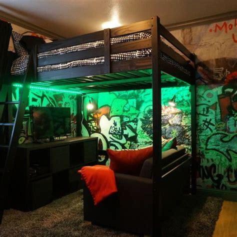 Best 25 Big Boy Rooms Best 25 Gamer Bedroom Ideas On Pinterest Gamer Room