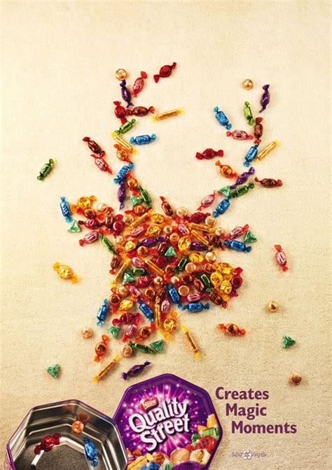 amazing christmas advertising ideas  product promotion hative