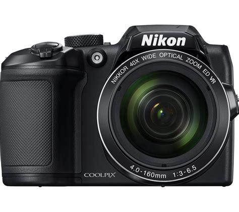 nikon coolpix b500 bridge black deals pc world