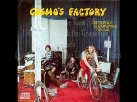 ccr review: cosmo's factory youtube