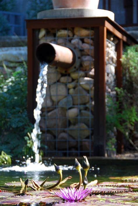 gorgeous gabion garden  home ideas