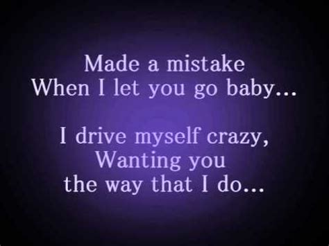 drive you mad lyrics n sync drive myself crazy with lyrics youtube