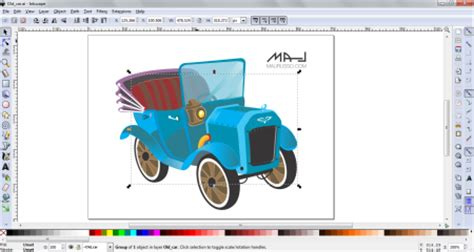 free graphic creator inkscape