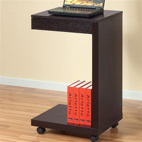 c shaped accent table tango c shape end table modern side tables and end