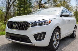 Reviews On Kia Sorento Review 2016 Kia Sorento Sx V6 95 Octane