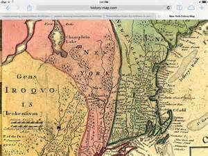 Map Of New York Colony by Gallery For Gt New York Colony Map 1626