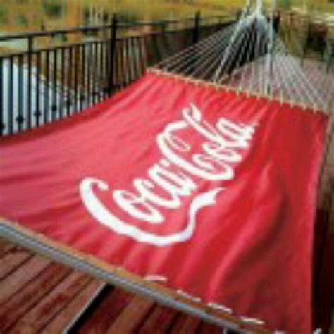 coca cola swing coca cola hammock many faces of coke pinterest