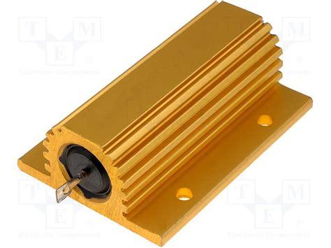 wirewound resistor heat sink wirewound resistor heat sink 28 images small size 1 ohm 10 watt resistor gold heat sink