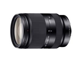 Lensa Sony Sel18200 lensa e mount