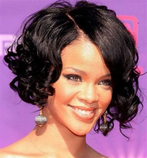 a lined curly bob haircuts 20 bob haircuts for black women