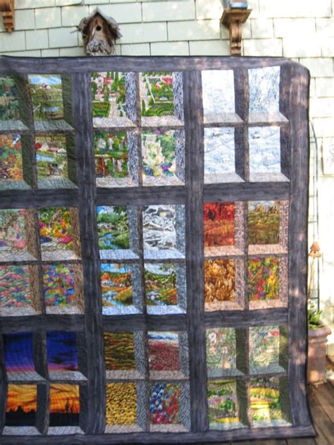 quilt pattern windowpane 17 best images about attic window quilts on pinterest