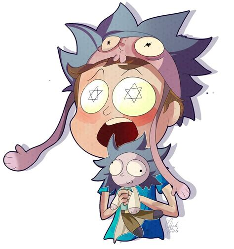 rick and morty fans b5 super rick fan morty d rick and morty amino