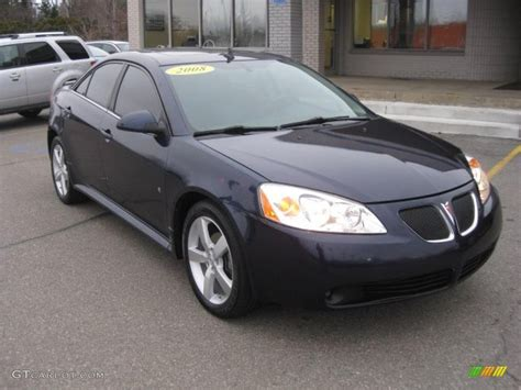 pontiac g6 2008 2008 midnight blue metallic pontiac g6 gt sedan 40479341