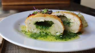 chicken kiev crispy chicken breast stuffed with garlic butter sauce how to make chicken kiev