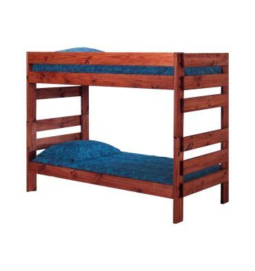stackable bunk beds open stackable bunk full over full 4016f simply woods