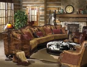 rustic living room furniture hand crafted western furniture custom living room family