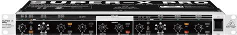 Behringer Crossovers X Pro Cx2310 1 behringer cx2310 x pro high precision stereo 2 way