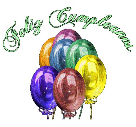 imagenes de cumpleaños con movimiento y brillo im 225 genes de cumplea 241 os con movimiento brillo rosas y