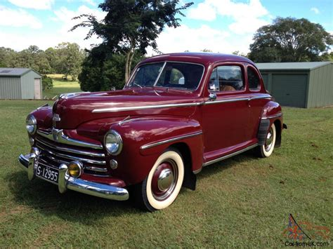 Ford Deluxe by 1948 Ford Deluxe Coupe