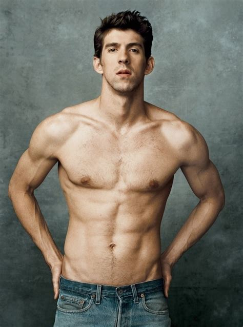 shirtless michael phelps the hollywood gossip