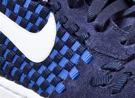 Nike Sneakers High Navy nike dunk high woven navy sneakernews