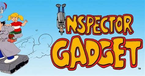 quiero cine series de ayer  hoy el inspector gadget