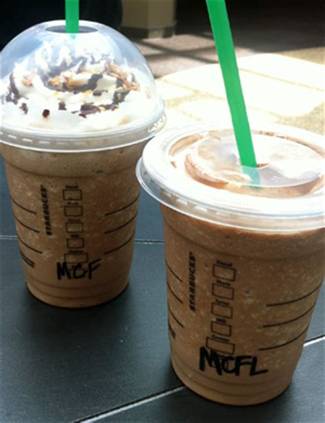How do you Customize your Frappuccino® Blended Beverage?   Starbucks Coffee Company