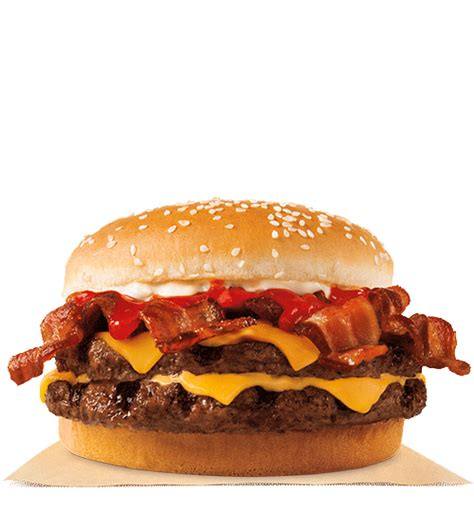 BACON KING Sandwich   BURGER KING®