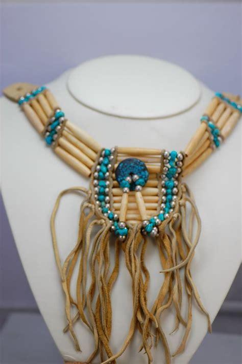 how to make indian jewelry bone choker traditional bone choker